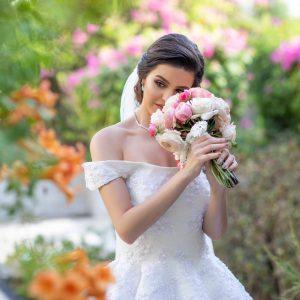 Bridal photoshoot in Sharjah Al Jawaher Wedding Hall